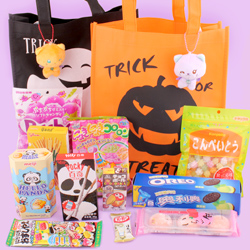 Trick or Treat Candy Bag with Nyangelina