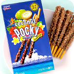 Glico Japanese Pocky - Coconut Chocolate