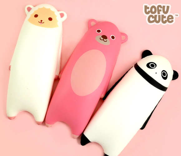 Kawaii Squishy Animal Wrist Rest : Buy Kawaii Squishy Animal Wrist Rest at Tofu Cute