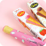 Glico Mini Caplico Stick Ice Cream Snack