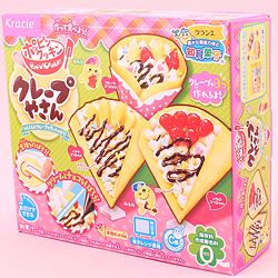 Popin Cookin DIY Candy Kit - Crepe