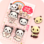 Kawaii Panda 3D Cookie Making Set