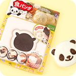 Kawaii Panda Sandwich Making Set