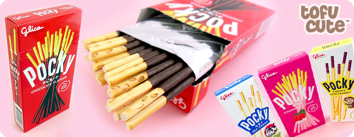 Glico Pocky Biscuit Sticks - Chocolate