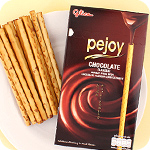 Glico Pejoy Reverse Chocolate Sticks