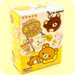 Re-Ment Mascot - Rilakkuma Snacks