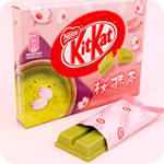 Kit Kat Gift Box 3-pack - Sakura Matcha