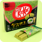 Kit Kat Gift Box 3-pack - Uji Matcha