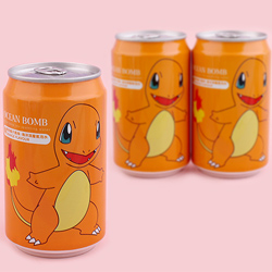 Pokemon Soda Can - Charmander Orange