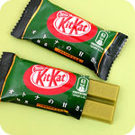 Kit Kat Loose Set of 2 - Matcha Green Tea