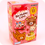 Re-Ment Rilakkuma Birthday Cake