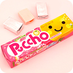 Puccho Japan Chewy Candy - Pink Grapefruit