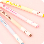 Kawaii Milk Bottle Erasable Gel Ink Pen
