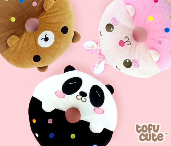 how to make panda donuts