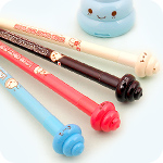 Kawaii Crazy Poop Fineliner Pen