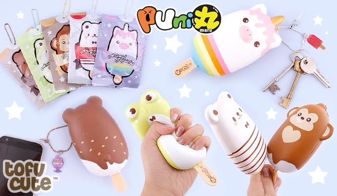 buy puni maru scented squishy animal popsicle v 2 at tofu cute