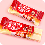Kit Kat Loose Set of 2 - Strawberry Cheesecake