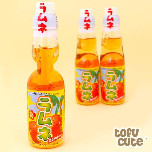 Buy Ramune Japanese Soda Drink - Mango at Tofu Cute