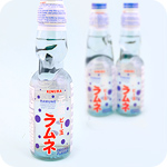 Ramune Japanese Soda Drink - Original