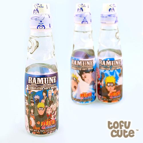 Buy Ramune Japanese Soda Drink Original Naruto At Tofu Cute