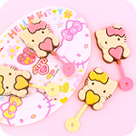 Hello Kitty Perotan Chocolate Lollipops