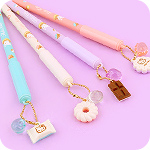 Hello Kitty Desserts Charm Fineliner Pen