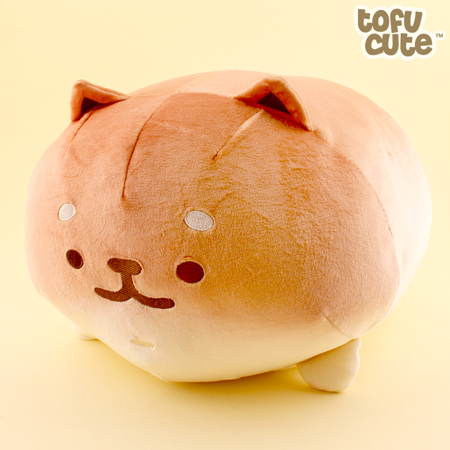 Buy Kamio Yeastken Shiba Dog Bread Roll Giant Mochi Plush at Tofu Cute 342015c3f
