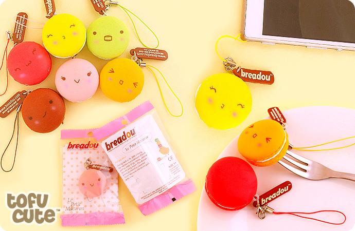 Breadou Squishy Tag : Buy Breadou Squishy Emotion Le Petit Macaron Charm at Tofu Cute