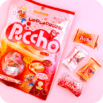 Puccho Cola Bagged Chewy Candy Pack