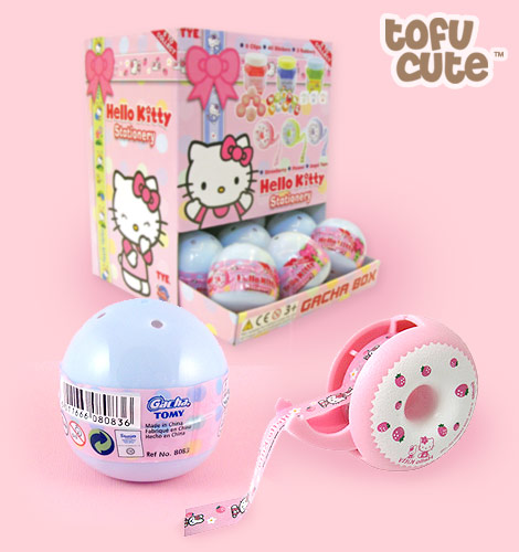 Buy kawaii hello kitty capsule gachapon deco tape at - Deco chambre hello kitty ...