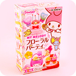 Re-Ment My Melody Floral Party