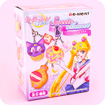 Re-Ment Sailor Moon Crystal Sweets Mascot