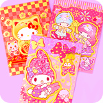 Sanrio 3D Detail Lucky Money Packets