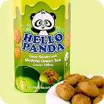 Meiji Hello Panda - Matcha Green Tea