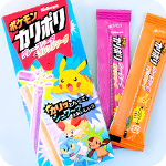 Karipori Pokémon Fruit Candy Sticks