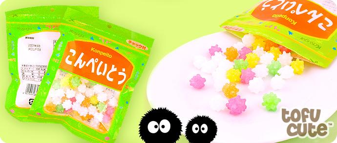 Buy Kasugai Konpeito Colourful Sugar Candy At Tofu Cute