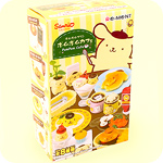 Re-Ment PomPomPurin Pudding Dog Cafe