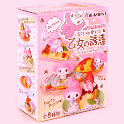 Re-Ment My Melody Delicious Foods