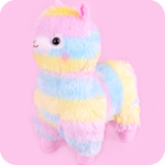 Amuse Rainbow Alpacasso Giant Plush
