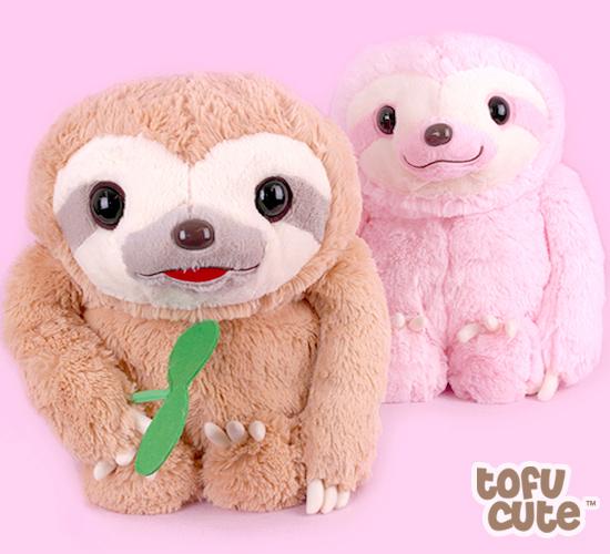 Buy Amuse Namakemono Sloth Chillin Day Giant Plush At Tofu Cute