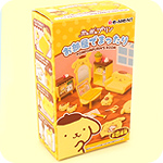 Re-Ment PomPomPurin Room Miniatures