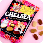 Meiji Chelsea Butterscotch Mix Bag