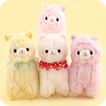 Alpacasso Furi Furi Frilly 6-Inch Plush