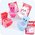 Heart Totto-Chan Toilet Poop Candy Dispenser