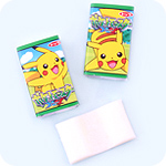 Character Bubblegum Set of 3 - Pokémon