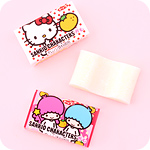 Character Bubblegum Set of 3 - Sanrio