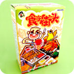 Orcara Street Snacks Miniature Set