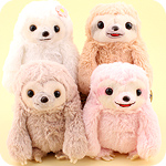 Namakemono Sloth Friends 13cm Plush
