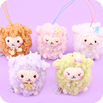 Baby Wooly Sheep Goodnight Charm