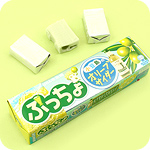 Puccho Japan Chewy Candy - Olive Soda